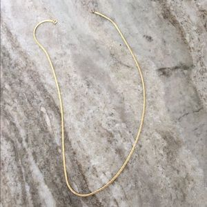 Vintage 14k Gold Necklace made in Italy